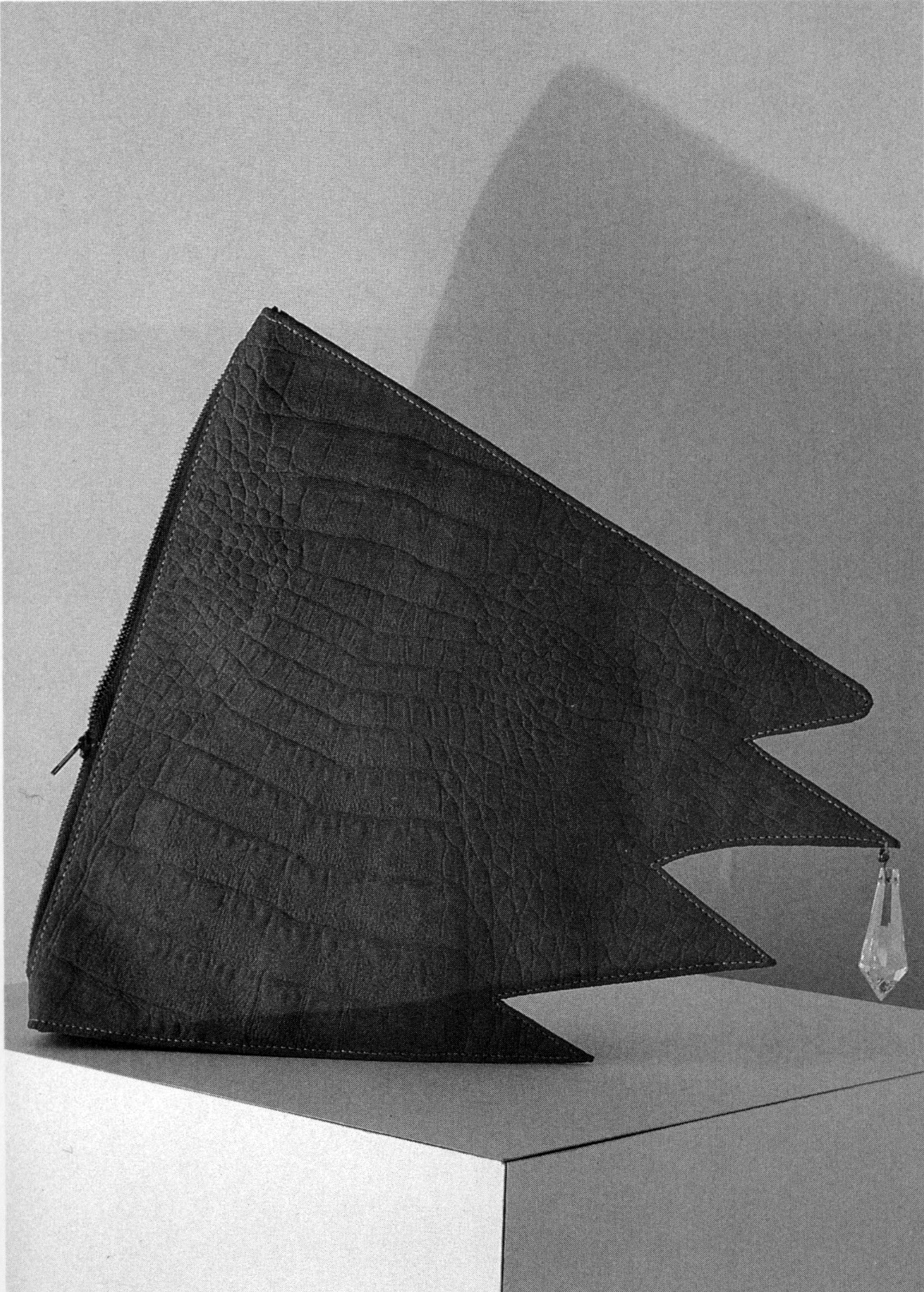 Architectural Fashion: Clutch