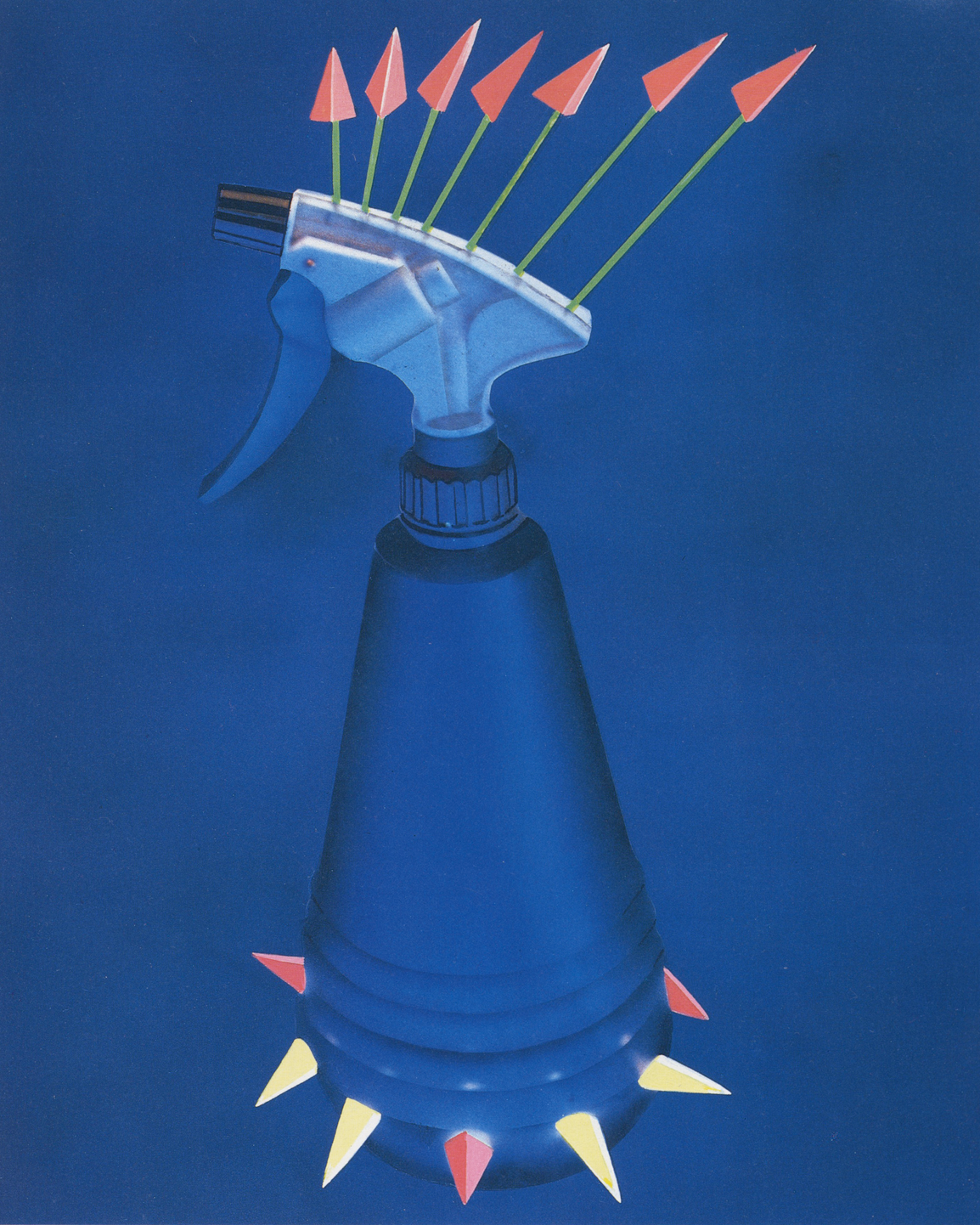 Banal Objects: Spray Bottle