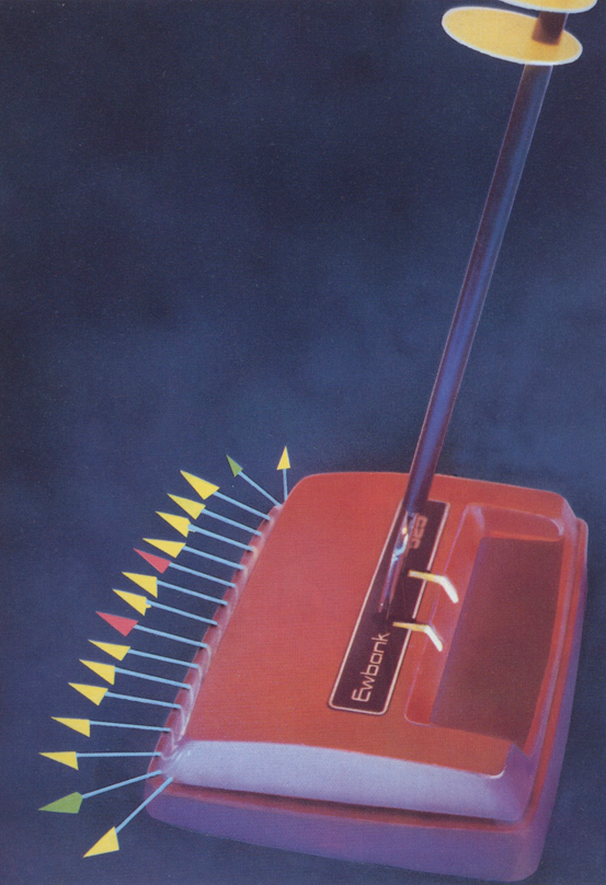 Banal Objects: Sweeper