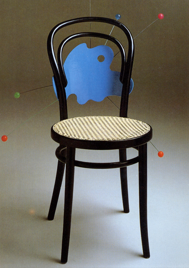 Updates of Modern Icons: Thonet